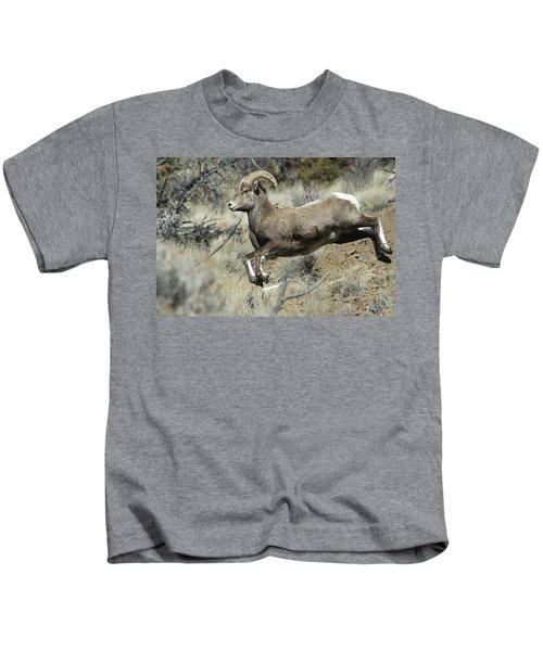 Ram In A Hurry Kids T-Shirt