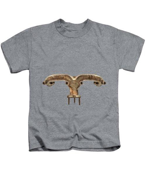 Ram's Horn Exhaust Kids T-Shirt