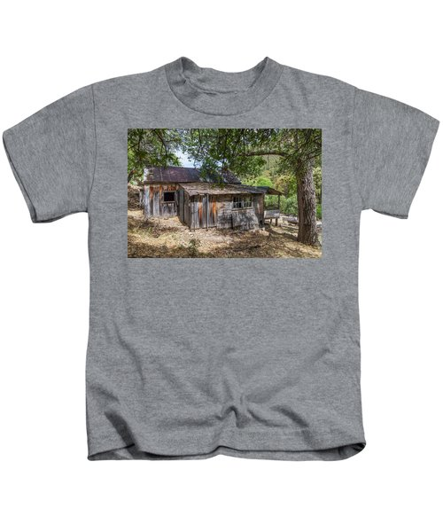 Ramsey Canyon Cabin Kids T-Shirt