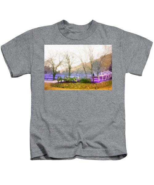 Rancho Los Rios Kids T-Shirt