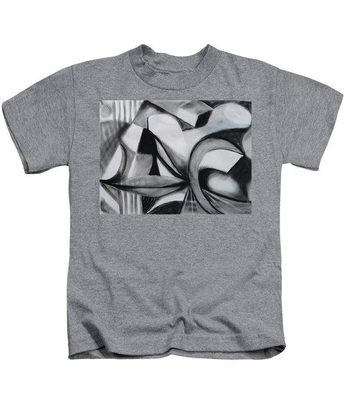 Random Shapes Kids T-Shirt