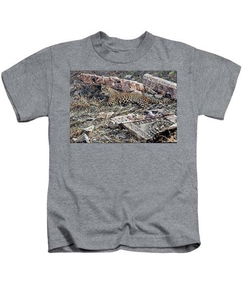 Ranthambore Apparition Kids T-Shirt