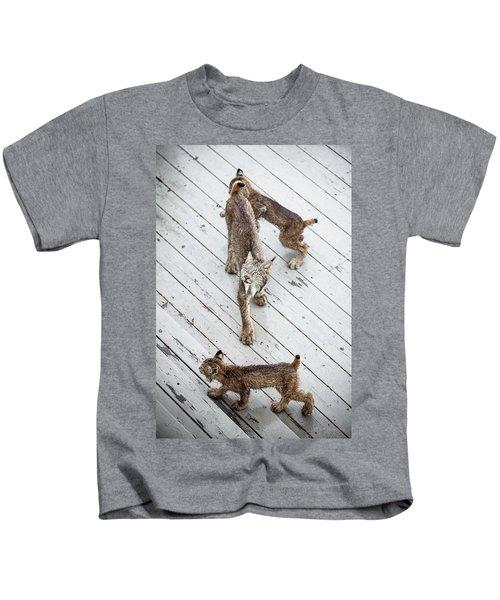 Always Scanning Kids T-Shirt