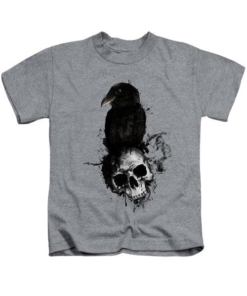 Raven And Skull Kids T-Shirt