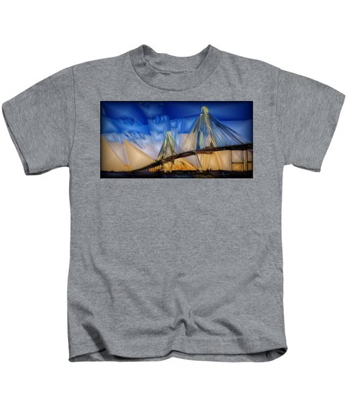 Ravenel At Dusk Kids T-Shirt