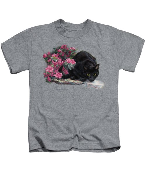 Ready To Pounce Kids T-Shirt
