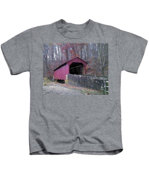 Red Bridge Kids T-Shirt