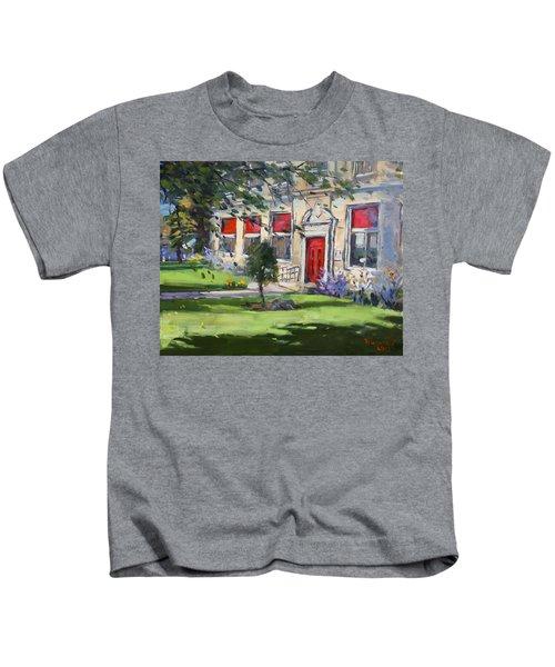 Red Door At The Nacc Kids T-Shirt