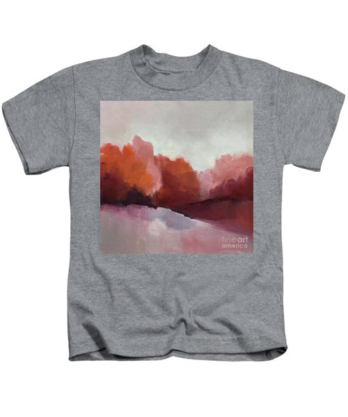 Red Valley Kids T-Shirt