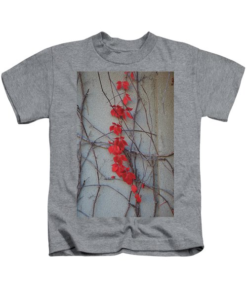 Red Vines Kids T-Shirt