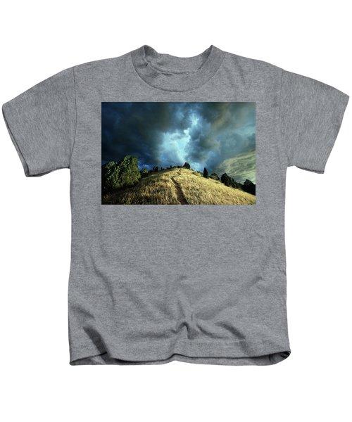 Redemption Trail Kids T-Shirt