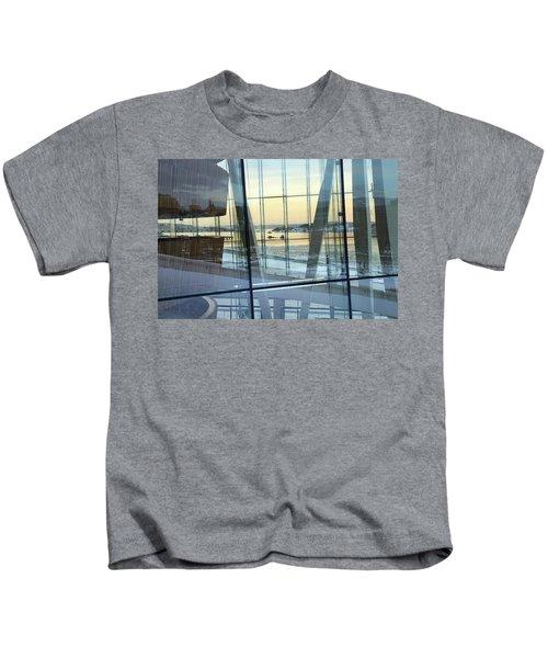 Reflections Of Oslo Kids T-Shirt