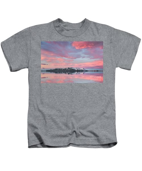 Reflections Of Yesterday Kids T-Shirt