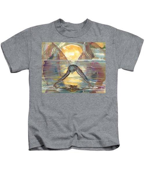 Reflections Swallowed Kids T-Shirt