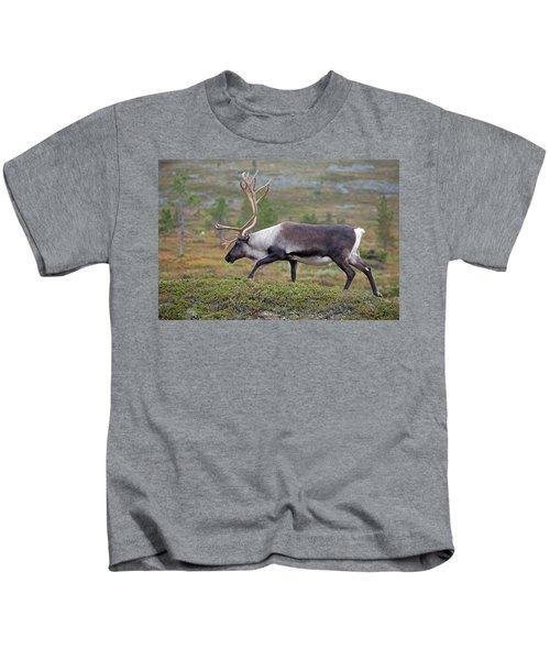 Reindeer Kids T-Shirt