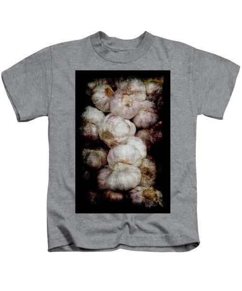 Renaissance Garlic Kids T-Shirt