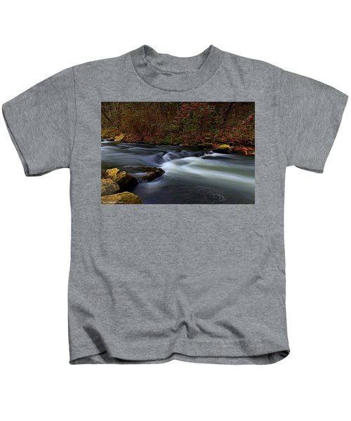 Resting By The Water Kids T-Shirt