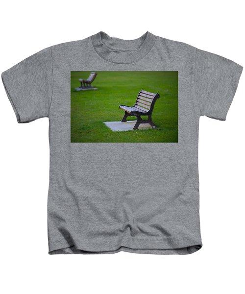 Resting Place Kids T-Shirt