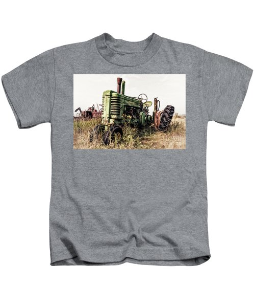 Retired Kids T-Shirt