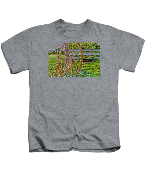 Retired Kids T-Shirt
