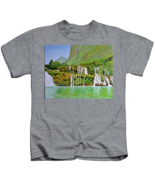 Returned To Paradise Kids T-Shirt