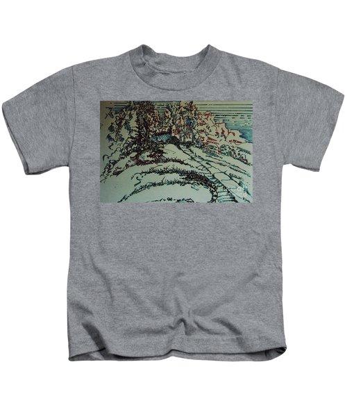 Rfb0205 Kids T-Shirt