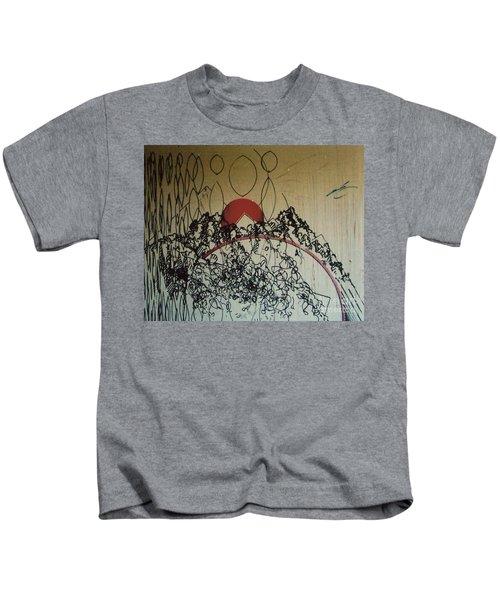 Rfb0208-2 Kids T-Shirt