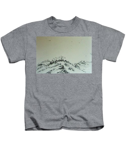 Rfb0212-2 Kids T-Shirt