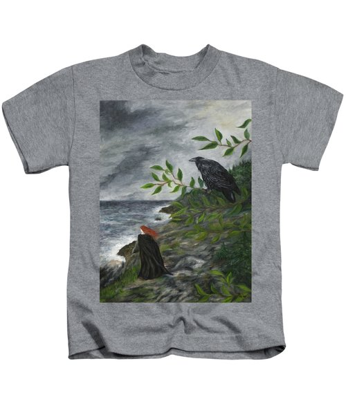 Rhinne And Nightshade Kids T-Shirt