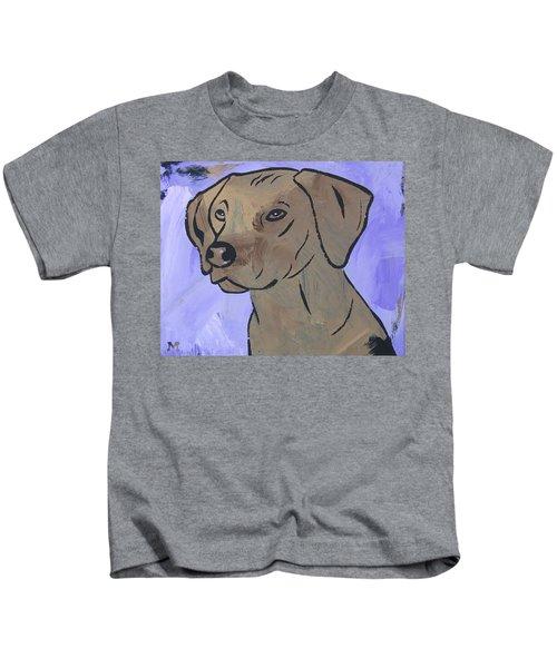 Rhodesian Ridgeback Kids T-Shirt