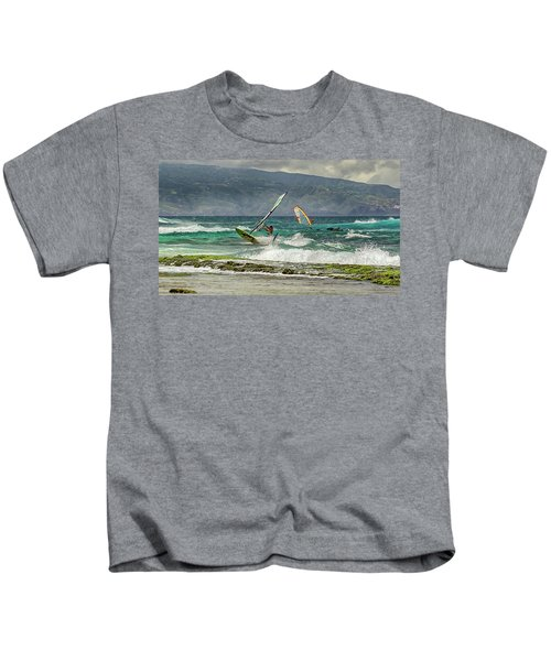 Riders On The Storm Kids T-Shirt