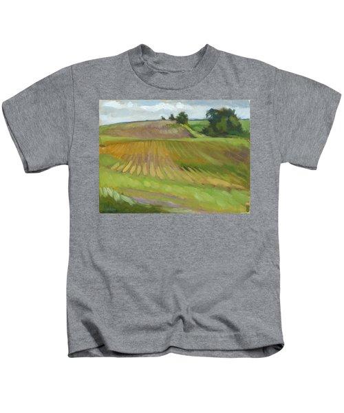 Rising Fields Kids T-Shirt