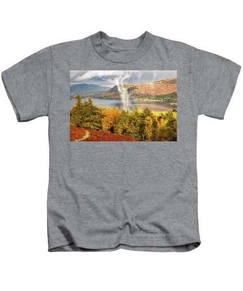 Rising Mist Kids T-Shirt