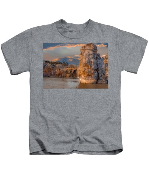 River Cruise Kids T-Shirt