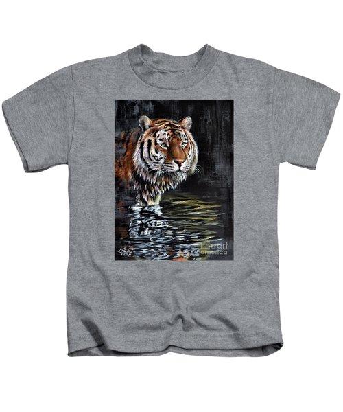 River Walk Kids T-Shirt