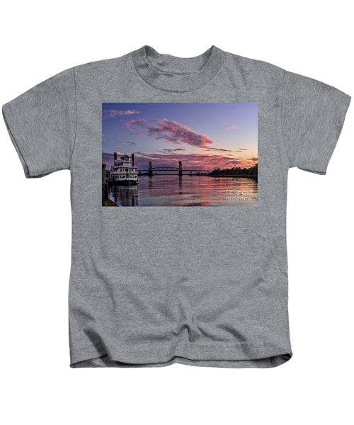 Cape Fear Riverboat Kids T-Shirt