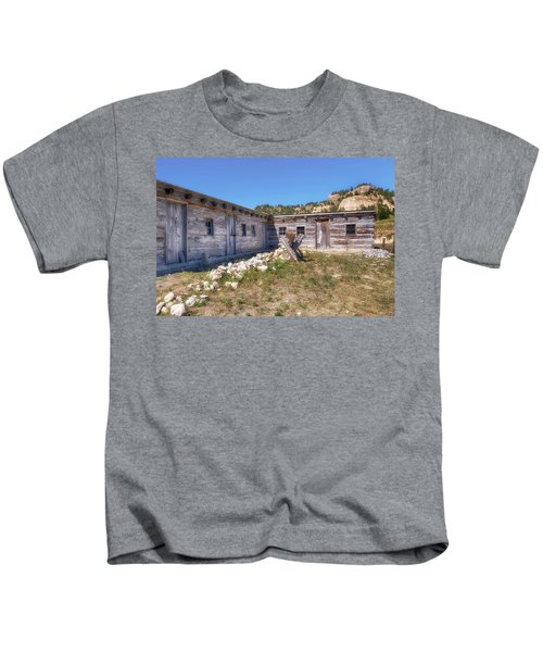Robidoux Trading Post Kids T-Shirt