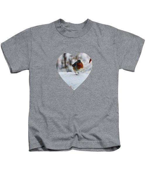 Robin Redbreast Kids T-Shirt
