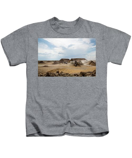 Rock Crushing 2 Kids T-Shirt