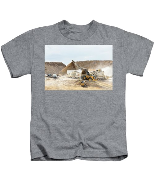 Rock Crushing 3 Kids T-Shirt