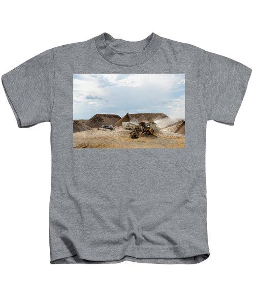 Rock Crushing Kids T-Shirt