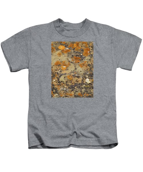 Rock Pattern Kids T-Shirt