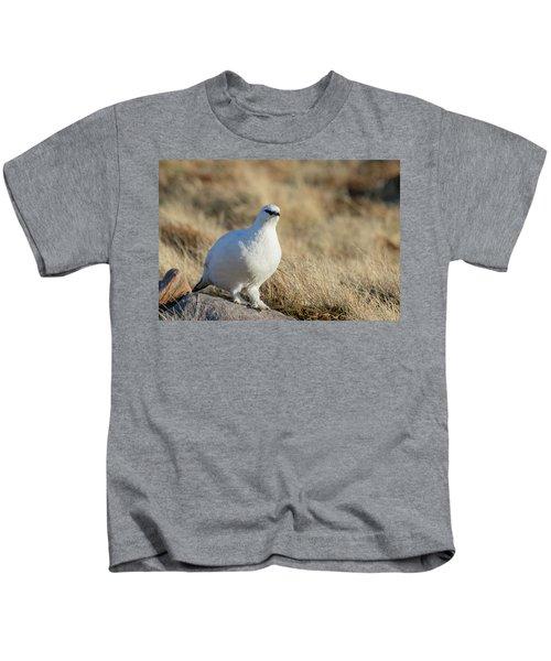 Rock Ptarmigan Kids T-Shirt