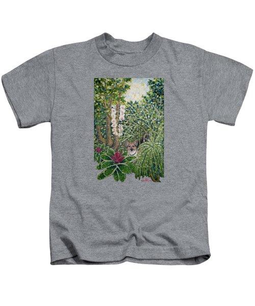Rocke's Garden Clothing Kids T-Shirt