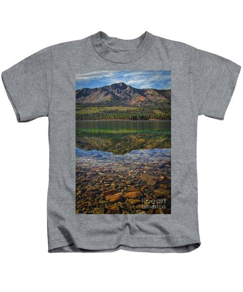 Rocks On The Bottom Kids T-Shirt