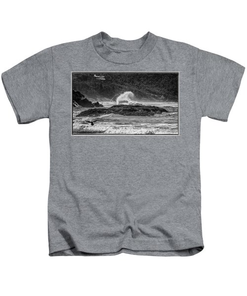 Rocky Coast Kids T-Shirt