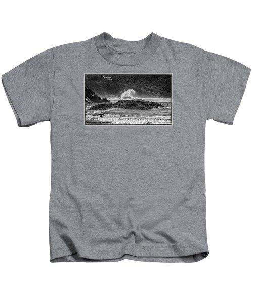 Rocky Coast Kids T-Shirt