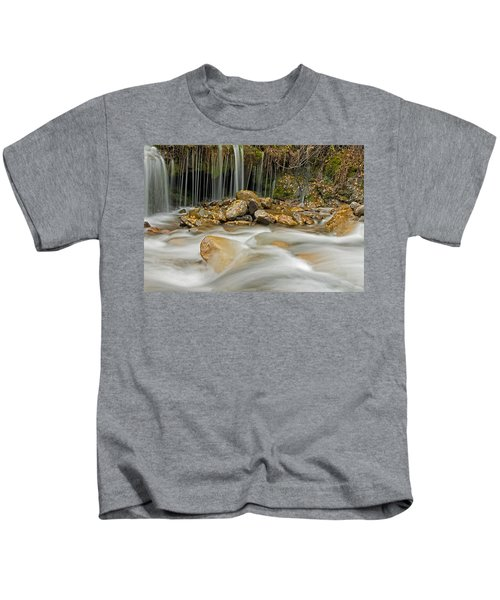 Rocky Stream Kids T-Shirt