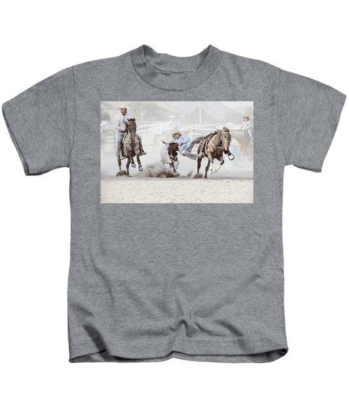 Rodeo Cowboy Kids T-Shirt