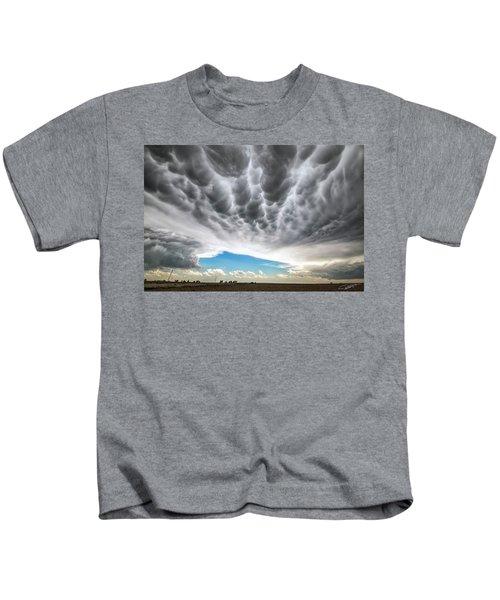 Rolling Sky Kids T-Shirt